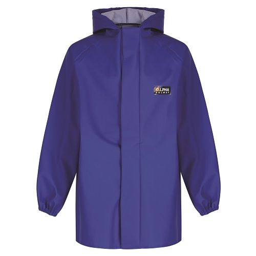 Chemsol HG Lite Hooded Jacket Royal Small