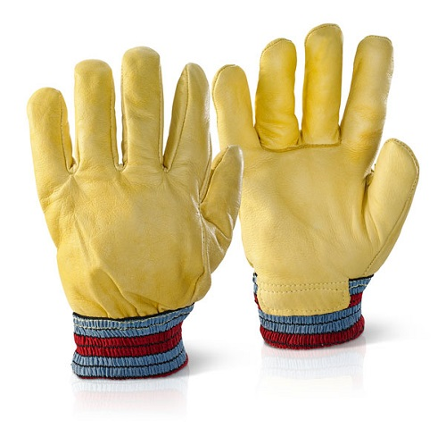Freezer Gloves Cowhide Leather XL