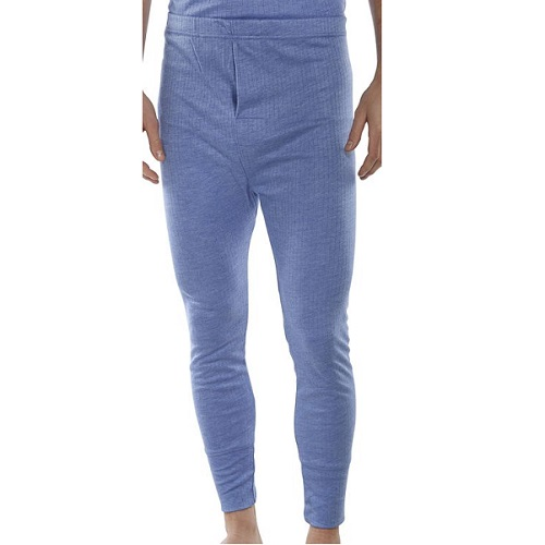 Thermal Long Johns Blue Small