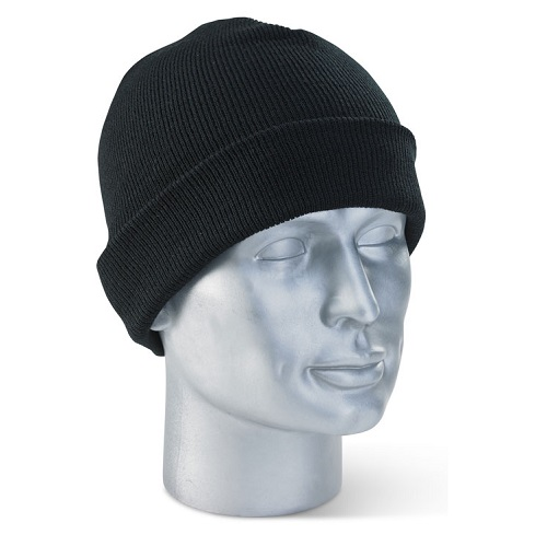 Black Beanie Watch Hat