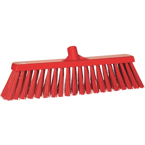 Broom 530 mm Very Hard Red