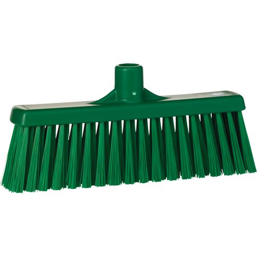 Broom With Straight Neck 310 mm Medium Green