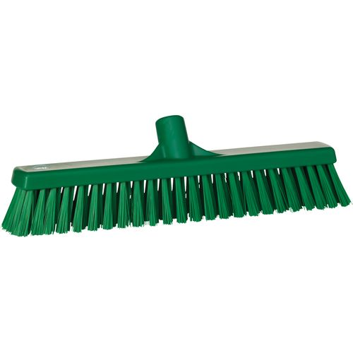 Broom 410 mm Soft / Hard Green