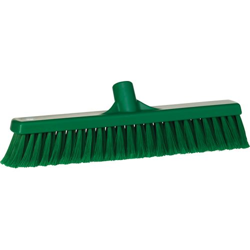 Broom 410 mm Soft / Split Green