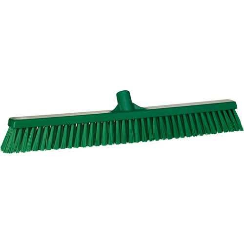 Broom 610 mm Soft / Hard Green