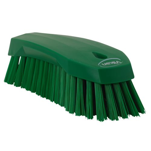 Hand Brush L 200 mm Hard Green