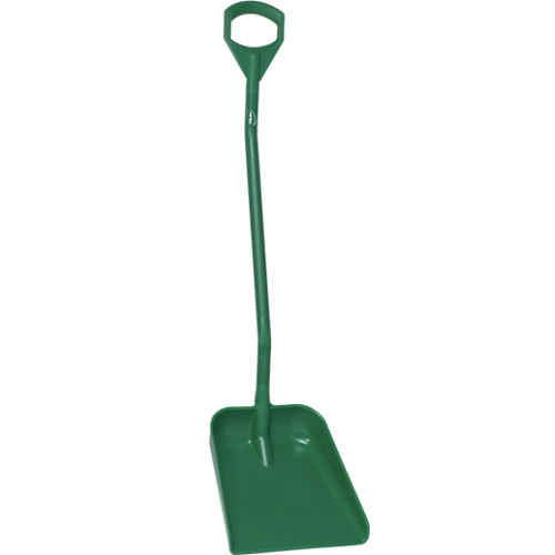 Ergonomic Shovel 130 cm Handle Green