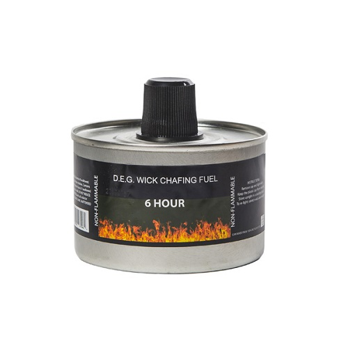 Fusion 6 Hour Wick Chafing Fuel 24's