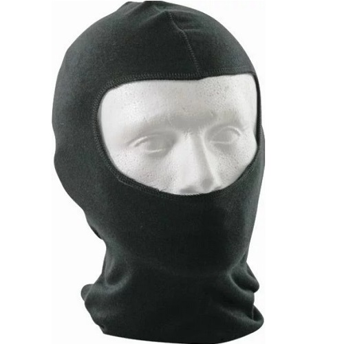 Flame Retardant Balaclava EN531 Black One Size