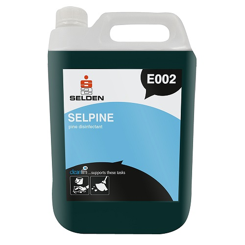 Selpine Pine Disinfectant Pine 5 litres