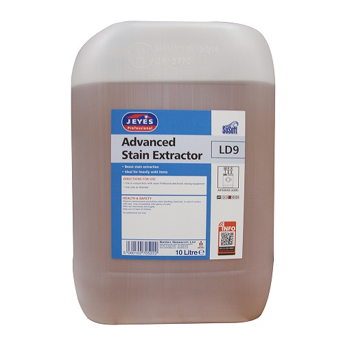 Jeyes LD9 Advanced Stain Remover 10 litres