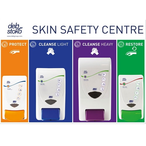 Deb Skin Safety Centre 3 Step