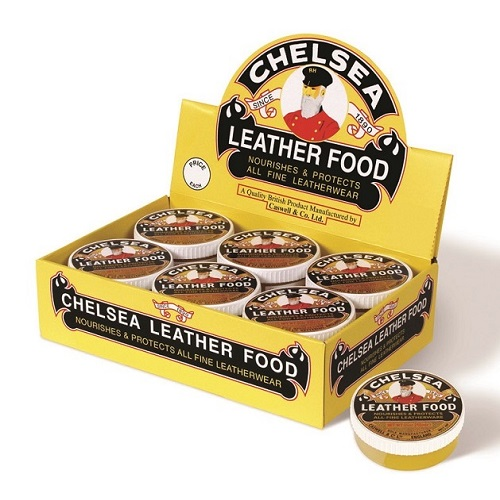 Chelsea Leather Food Treatment Single 210 ml Tin