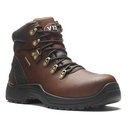 Storm IGS Boot S3 HRO WR SRC Brown Size 6