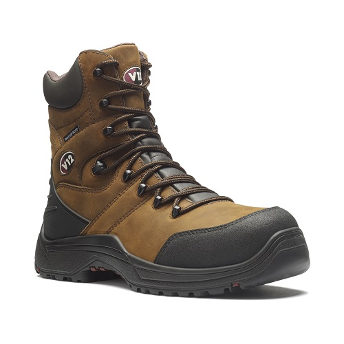 Rocky IGS Hiker Boot S3 HRO WR SRC Brown Size 5