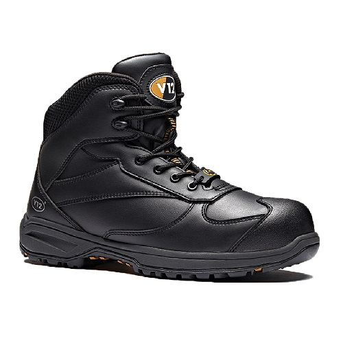 Octane IGS Metal Free Hiker Boot Black Size 6
