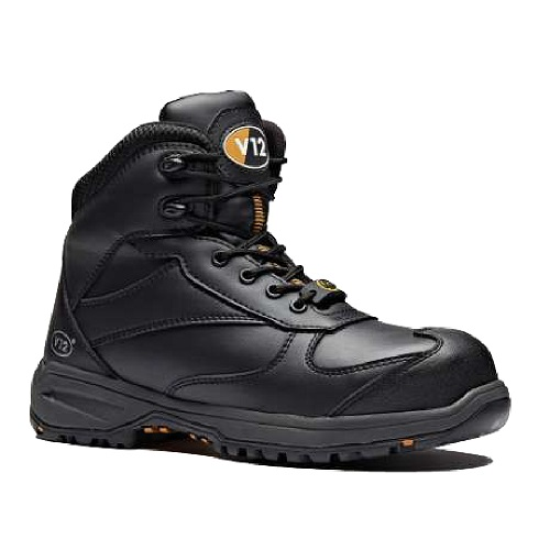 Octane IGS Womens Metal Free Hiker Boot Black Size 2