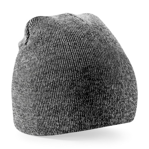 B44 Original Pull On Beanie Antique Grey