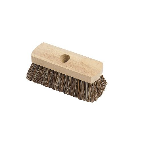 "Deck Scrub Broom 6.5"" Union Mix Stiff"