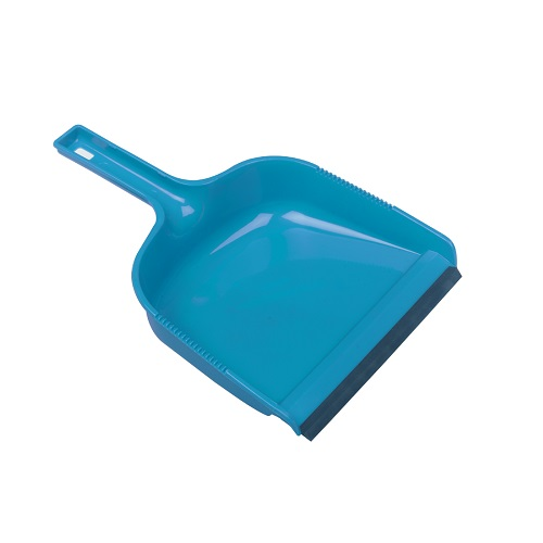 Open Dustpan Blue