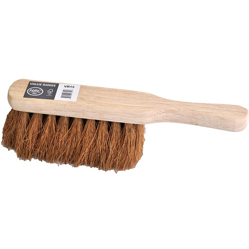 Natural Coco Bannister Brush Soft 200 mm