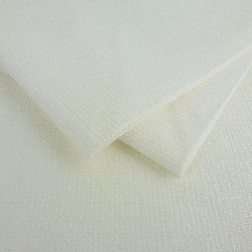 Sontara Low Lint Sheet Wipes Creped White 400's