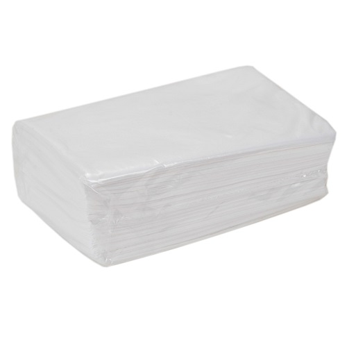 Sontara Low Lint Sheet Wipes Smooth White 400's