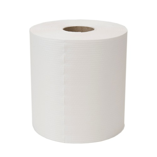 Steadfast Cloths White 110 gsm 240 Sheets per Roll