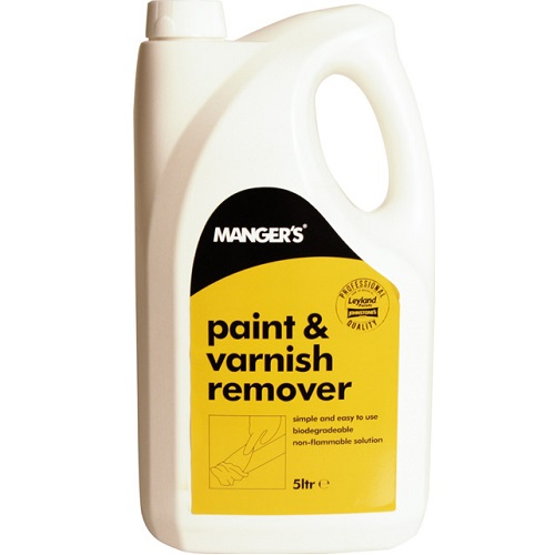 Mangers All Purpose Paint and Varnish Remover 5 litres