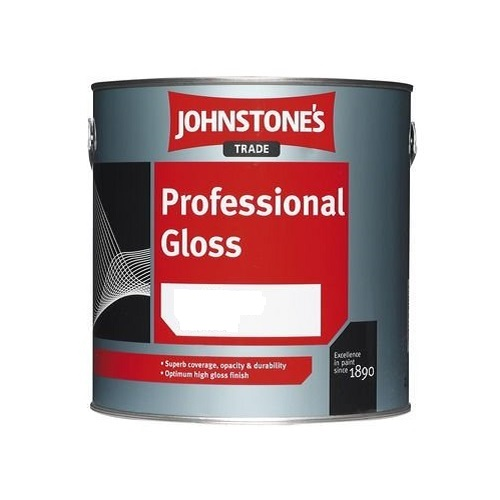 Professional Gloss Black 2.5 litres