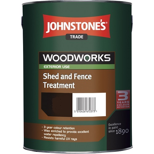 Shed and Fence Treatment Dark Chestnut 5 litres