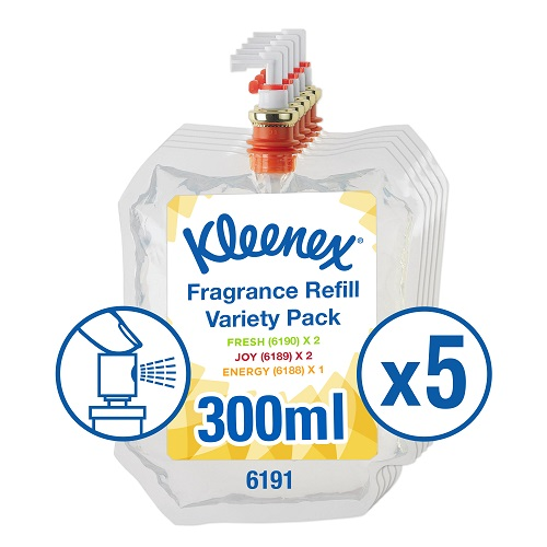 Variety Air Freshener Refill 6 x 300 ml