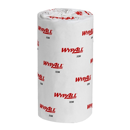 Wypall Food and Hygiene Rolls 1 Ply White 24's (Replaces KC7286)
