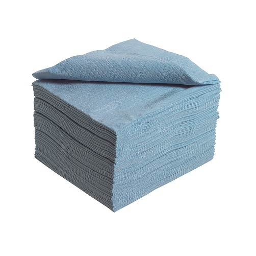 Wypall X60 Quarterfold Wipers Blue 12 packs x 76 Sheets = 912's (Available until stocks depleted)