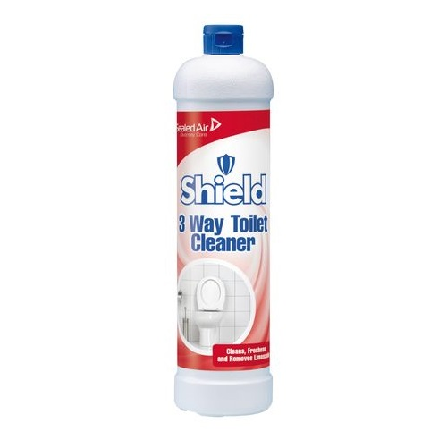 Shield 3 Way Toilet Cleaner 1 litre