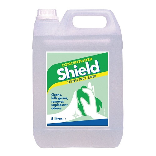Concentrated Shield Disinfectant Cleaner 5 litres