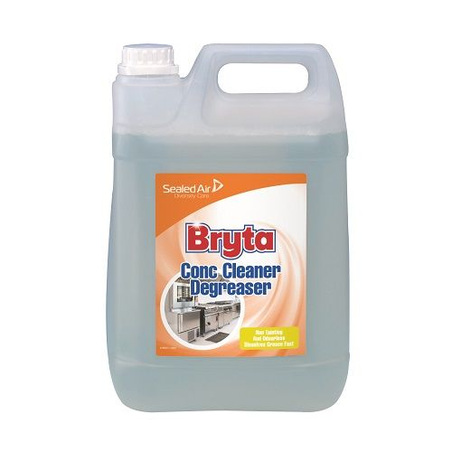 Bryta Concentrated Cleaner Degreaser 5 litres
