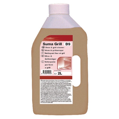 Suma Grill D9 Oven Cleaner 2 litres