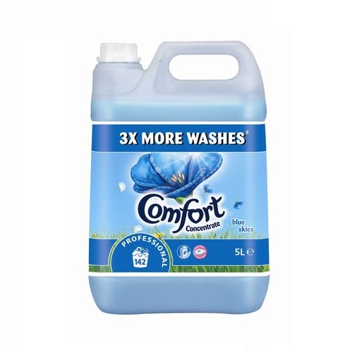 Comfort Professional Concentated Fabric Conditioner 5 litres