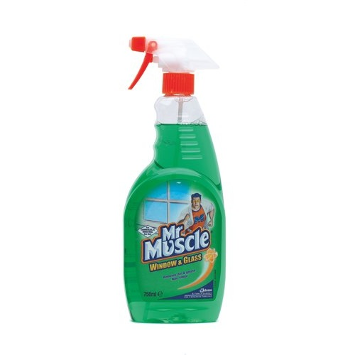 Mr Muscle Glass Cleaner 750 ml