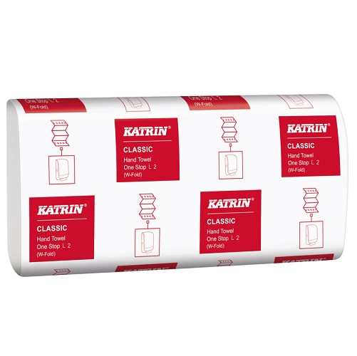 Katrin Classic Hand Towel One Stop L2 White 2310's