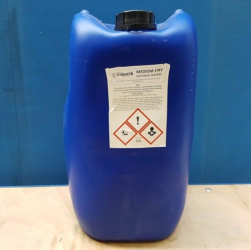 Medium Drying Electrical Solvent Degreaser 25 litres