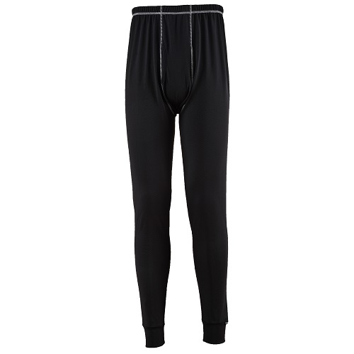 Portwest B151 Base Pro Antibacterial Leggings Black Small