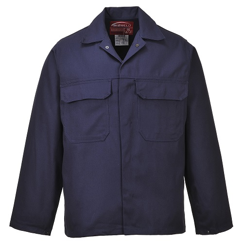 Portwest BIZ2 Bizweld Jacket Navy Small