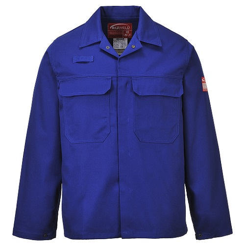 Portwest BIZ2 Bizweld Jacket Royal Small