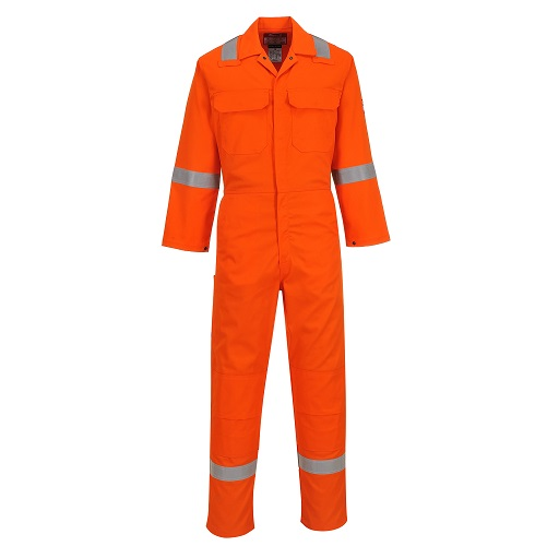 Portwest Hi-Vis Bizweld Iona Coverall BIZ5 Orange S