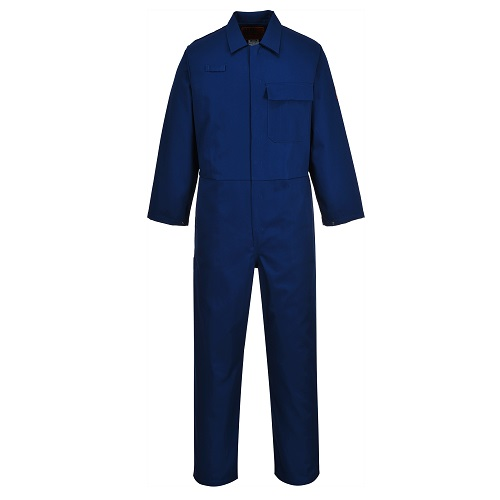 Portwest C030 CE Safe-Welder Coverall Navy Small