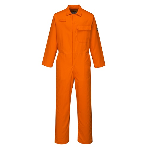 Portwest C030 CE Safe-Welder Coverall Orange Small