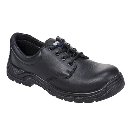 FC44 Portwest Compositelite Thor Shoe S3 Black Size 5