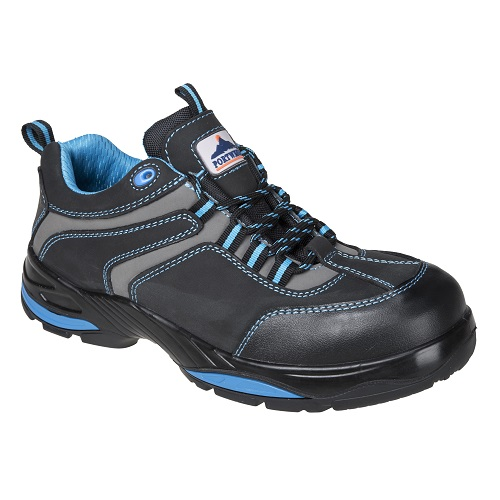 Portwest FC61 Portwest Compositelite Operis Shoes S3 HRO Blue Size 4
